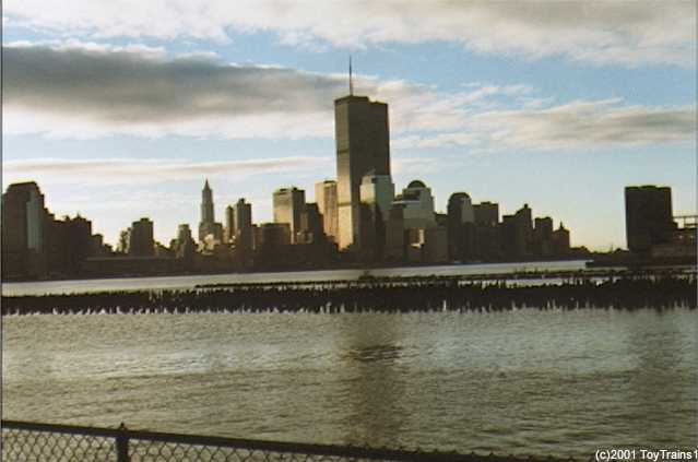 world trade center, 1998